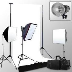 Wrinkles can be easily removed by steaming the backdrop. White Muslin provides a plain single colour solid background for photography and studio setups. Photo Studio, Studio Photos, Photography Lighting Kits, Continuous Lighting, Video Backdrops, Solid Background, Lighting Setups, Studio Setup, Diffused Light