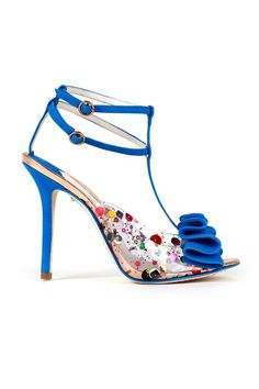 Zapatos originales y creativos de Sophia Webster