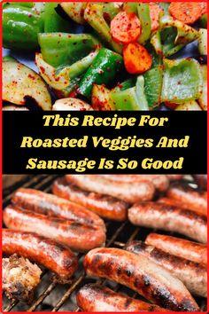 #Recipe #Roasted #Veggies #Sausage #Good Angelina Jolie Style, Family Meals, Family Family, Family Recipes, Wedding Heels, Green Beans, Sausage, Curly Hair Styles, Roast