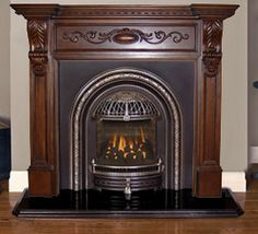 Gas Inserts Are Stoves That Are Inserted Into An Existing Fireplace To  Convert Them To A