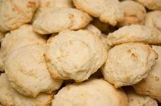 Galettes à la crème sure | Doumdoum se régale Cookie Desserts, Cookie Recipes, Snack Recipes, Biscuits, Something Sweet, Muffins, Delish, Sweet Treats, Good Food