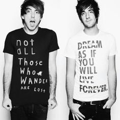 Jalex <<< the shirt of alex is a lord of the rings reference and I love it