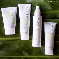 Botanical Effects. El complejo exclusivo incluye ingredientes botánicos nutrientes que benefician la piel.  www.marykay.com.ar