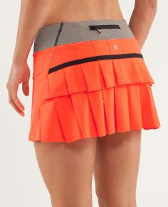 home / women / bottoms / shorts and skirts / Run: Pace Setter Skirt (Regular)