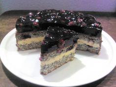 Čerešňovo-maková torta (fotorecept) - obrázok 10