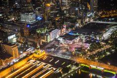 White Night Melbourne 2013. Photo Credit John Gollings :: Onya Magazine #onyamag