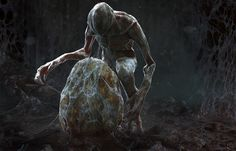 Stranger Things Concept Art Demogorgon Egg Stranger Things Concept Art: Barb…