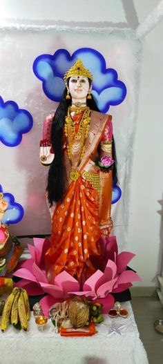 Gauri Decoration