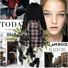"""glamrock"" by moni-xoxo-b-day-august-6 on Polyvore"