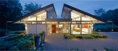 Custom Eco-Friendly #Homes From Huf Haus