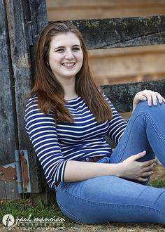 Canton Senior Portraits - Pose ideas for girls