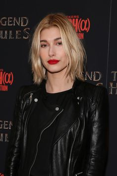 Hailey Baldwin Photos: 'The Legend of Hercules' Premieres in NYC