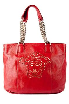 Versace Large Leather Medusa Signature Chain Tote Versace http://www.amazon.com/dp/B00M5P4WM0/ref=cm_sw_r_pi_dp_PYP5tb05TB2TA
