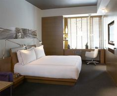 LEMAYMICHAUD | GERMAIN | Calgary | Architecture | Design | Hospitality | Hotel | Room | Bed | Suite |
