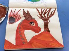 Een draak