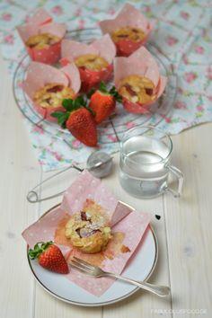 ♥ Mit Frühstücksmuffins bei Neulich im Leben zu Besuch! {Soulfood lässt grüßen mit Erdbeeren, Äpfeln und Mandeln}   fabulous