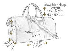 Dark Brown Leather duffel bag, Men's Travel bag, Weekender bag, Leather cabin bag, Gym bag - The Ambassadors - Brown duffel bag for men Leather bag Travel bag Weekender Bags Travel, Mens Travel Bag, Leather Duffle Bag, Duffel Bag, Leather Bags, Bag Essentials, Cabin Bag, Leather Men, Fendi
