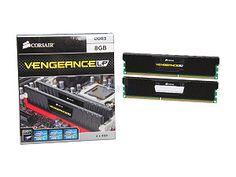 CORSAIR Vengeance 8GB (2 x 4GB) 240-Pin DDR3 SDRAM DDR3 1600 (PC3 12800) Low Profile Desktop Memory Model CML8GX3M2A1600C9