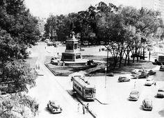 Insurgentes y Reforma, 1945/1950