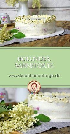 Habt ihr sie schon entdeckt? Überall am Waldrand blühen wieder die herrlich sahneweißen Blüten des Holunderbaumes. Die Blütenpracht ist [...] [...] Mehr dazu und das Rezept für die leckere Holunder-Sahnetorte auf meinem Blog: kuechencottage.de/holunder-sahnetorte/ #Backen #Holunderblüten #sahnetorte #Rezepte #Blog #Küchencottage #Torte #cake #Saisonalbacken #Holunder #Foodie #Blogger