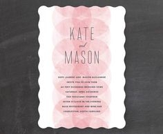Minted giveaway | Wedding stationery giveaway | 100 Layer Cake