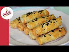 Patatesli Çıtır Börek Tarifi - Nefis Yemek Tarifleri - YouTube