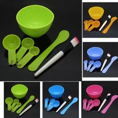 Homemade 6in1 Makeup Beauty DIY Facial Face Mask Bowl Brush Spoon Stick Tool Set♦️ SMS - F A S H I O N 💢👉🏿 http://www.sms.hr/products/homemade-6in1-makeup-beauty-diy-facial-face-mask-bowl-brush-spoon-stick-tool-set/ US $1.47