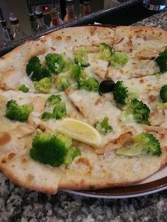 Silano Pizza from Bertucci's