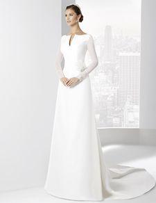Catálogo de la colección de vestidos de Novia 2016 de Manu Álvarez. Encuentra aquí tu vestido de Novia ideal.