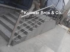 ss railing manufacturer and suppliers www.kunwarbros.com