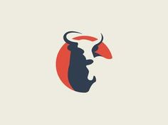Simplicity is the key to effective and memorable logo design that everyone will like. Therefore here is a list of 30 clever examples of negative space logo. Ox Tattoo, Bull Tattoos, Typography Logo, Logo Branding, Corporate Branding, Toro Vector, Toro Logo, Brand Identity Design, Branding Design
