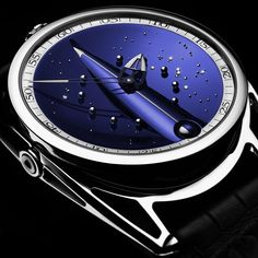 Эксклюзивные часы De Bethune DB28 Skybridge – Шедевр на запястье | LuxuriousWatches.ru