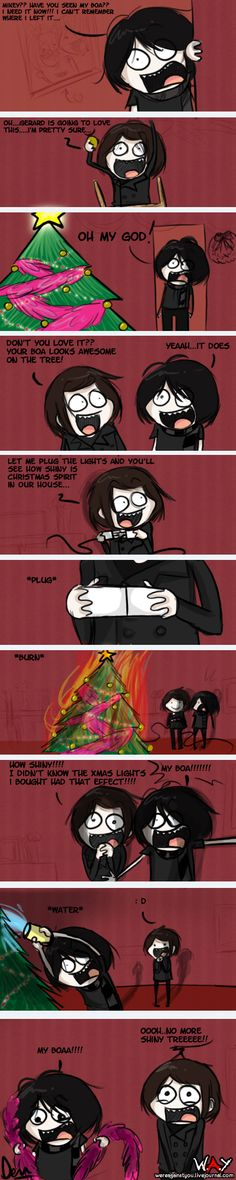 I love these. XD (W.A.Y. comics on DeviantArt.)