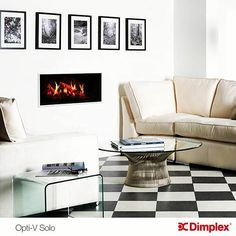 This Dimplex Redway Opti-Myst Wall Mount Electric Fireplace will light up any night with its enchanting flame. Made with the original Opti-mist flame,. Log Burner Fireplace, Fireplace Heater, Fireplace Update, Fireplace Remodel, Fireplace Ideas, Dimplex Electric Fireplace, Built In Electric Fireplace, Fireplace Built Ins, Virtual Fireplace