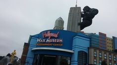 Hollywood Wax Museum Myrtle Beach - Mom's Madhouse