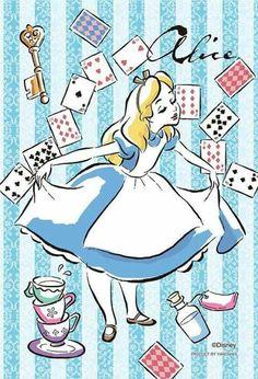 Alice en el país de las maravillas
