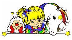 rainbow brite | Rainbow Brite, Twink, Starlite - Childhood Memories Photo (227067 ...