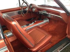 1963-64 Chrysler Turbine Car: Real-World Walk-Around | The Daily Drive | Consumer Guide® The Daily Drive | Consumer Guide®