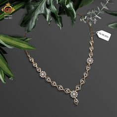 """Explore our website for more relevant information on """"buy diamond ring"""". It is an exceptional location to learn more. Dimond Necklace, Diamond Necklace Simple, Gold Jewelry Simple, Gold Jewellery, Diamond Jewelry, Jewlery, Diamond Mangalsutra, Circle Necklace, Stylish Jewelry"""