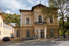 Łazienki Borowinowe w Krynicy-Zdrój.  http://www.malopolska24.pl/index.php/2014/01/w-7-dni-dookola-sadecczyzny-krynica-zdroj/