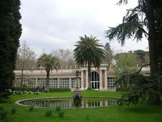 Over two centuries old and counting, Madrid's massive botanical garden contains one of Europe's only desert environments