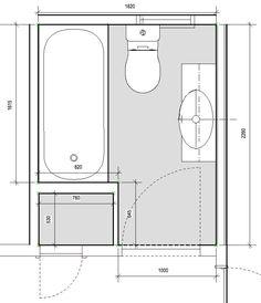 tiny bathroom floor plans