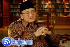 Biografi Lengkap BJ Habibie