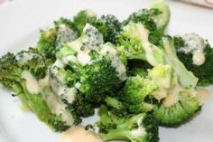 Weight Watchers Broccoli With Cheese Sauce http://www.yummly.com/recipe/Weight-Watchers-Broccoli-With-Cheese-Sauce-Recipezaar
