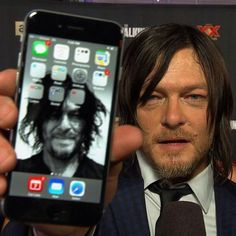 Norman Reedus - By - The Walking Dead - Photo Gallery Walking Dead Season, The Walking Dead, Hot Dads, Eleven Stranger Things, I Want Him, Movie Facts, Stuff And Thangs, Hot Actors, Best Series