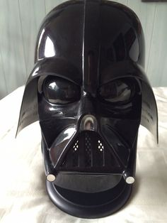 Nice Vader mask #maythe4thbewithyou #starwars