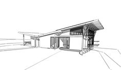 Golden Valley House Concept Design | MJ Architecture