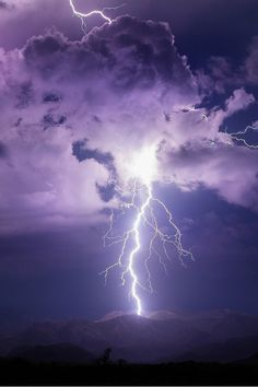 #weather #lightning #clouds
