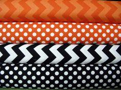 Halloween Fat Quarter Bundle  #fabric #stash