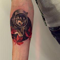 Watercolour Tattoos by Sasha Unisex